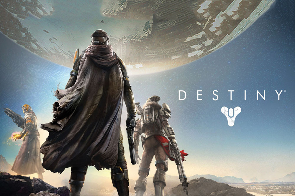 "COURTESY OF | WALLPAPERWONDER.COM The fresh feel of ""Destiny"" has been well received by gaming audiences."