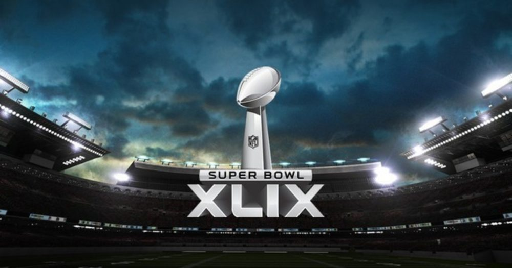 DONYC.COM | PHOTO COURTESY Super Bowl XLIX features a classic clash between quarterback and defense. New England's Tom Brady is building his legacy and trying for his fourth ring, but will face a dynamic Seattle defense.