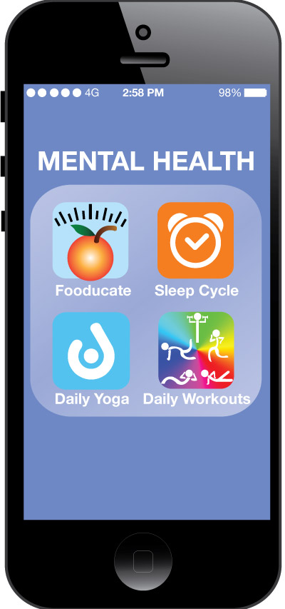 mental health apps