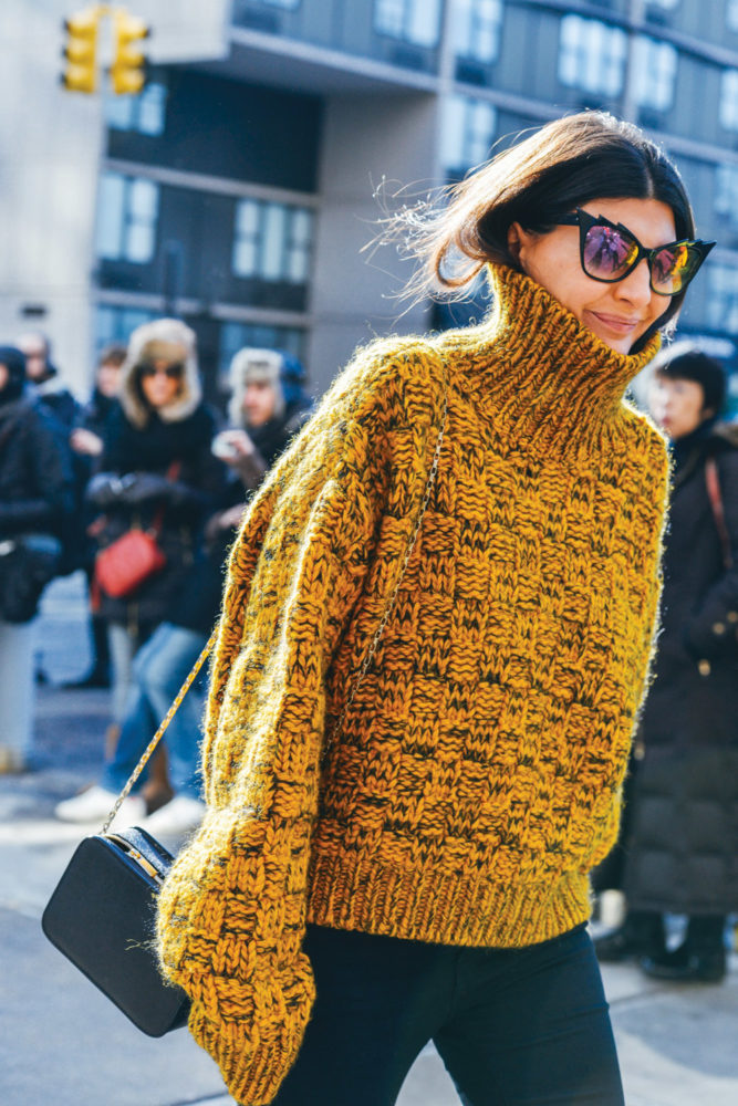 STYLE.COM | PHOTO COURTESY Street style is nearly as relevant as the collections themselves.