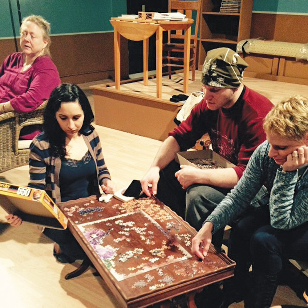 """THEATRE B 