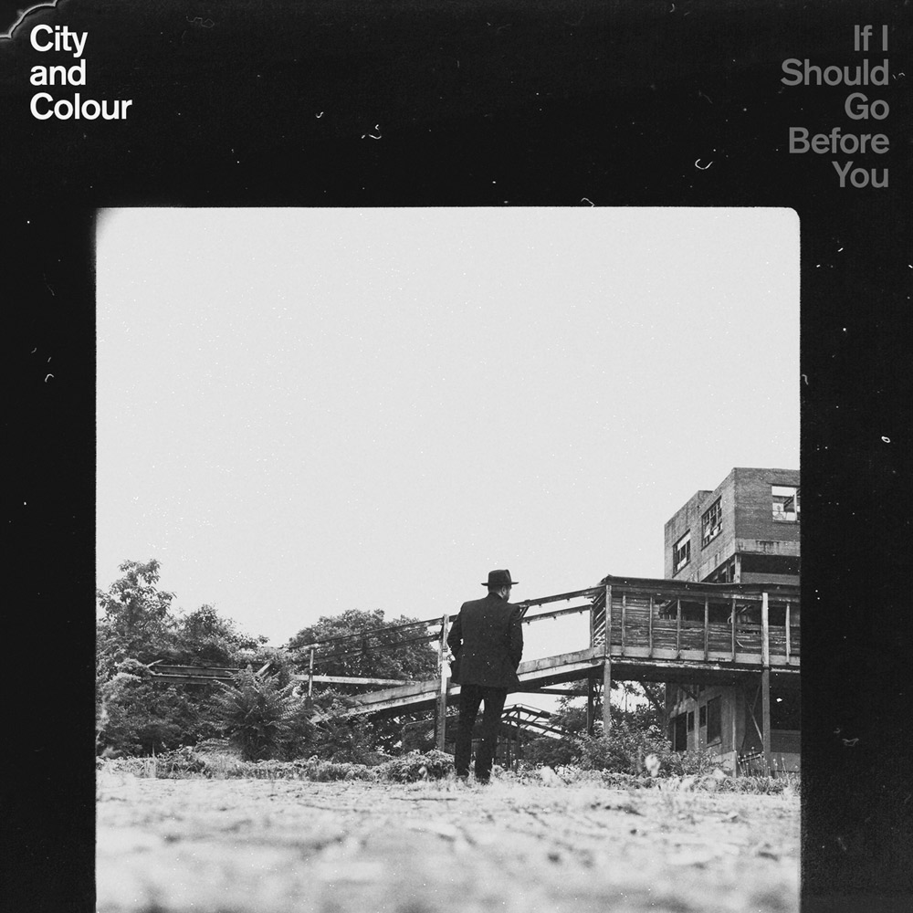 "DINEALONERECORDS.COM | PHOTO COURTESY Dallas Green of City and Colour finds full-bodied sound in ""If I Should Go Before You."""