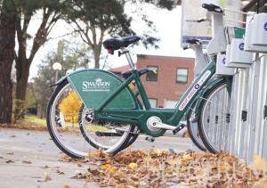 bike share in the winter?