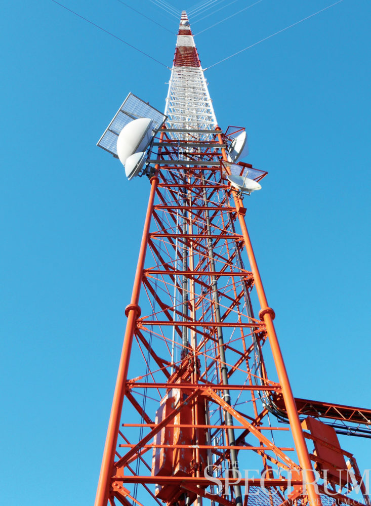 KVLY-TV tower