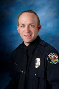 FARGO PD | Jason Moszer, 33, was a six-year veteran for the Fargo Police Department. He was fatally shot Wednesday night.