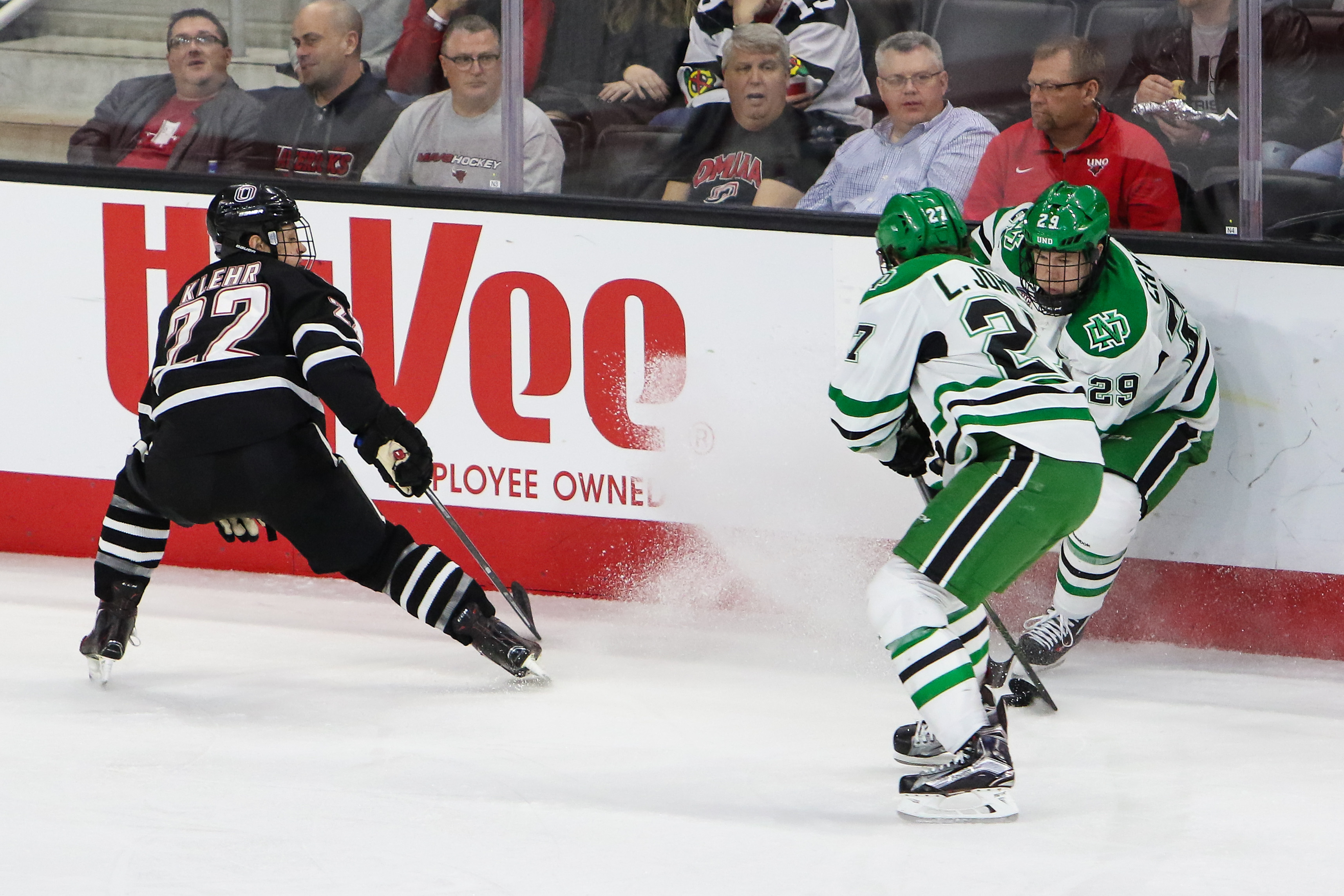 FLICKR.COM Minda Haas Kuhlmann PHOTO COURTESY | UND Hockey has experienced a rebranding, but when will it stick?