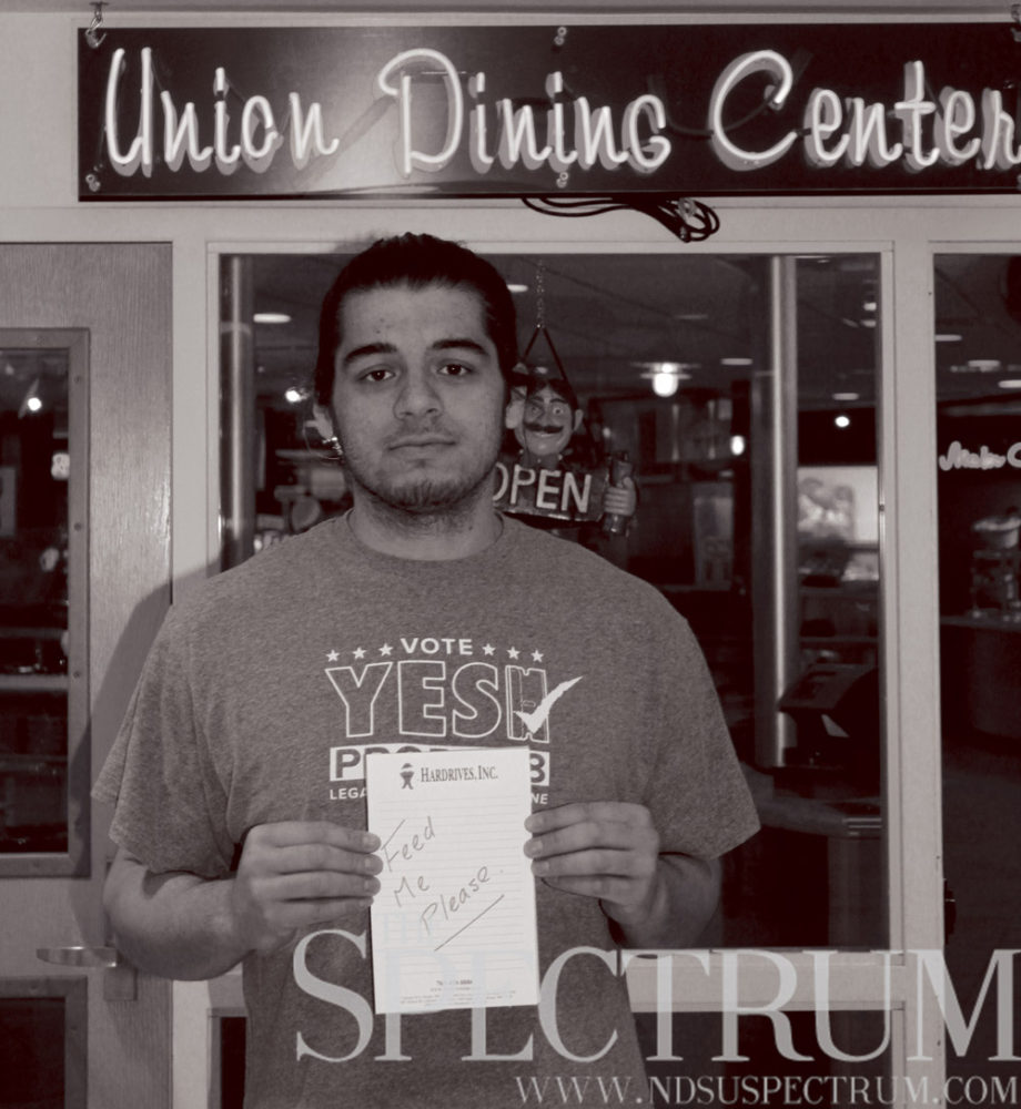 freshmen dining center