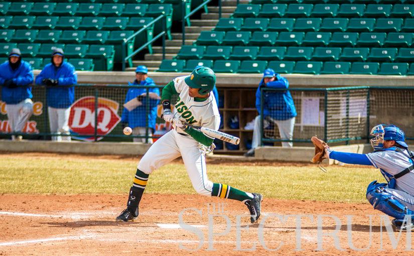 bison baseball walk off