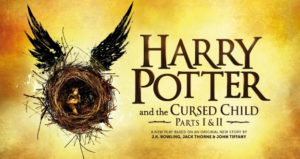 TOM BLUNT | PHOTO COURTESY  Harry Potter returns with play, new stories