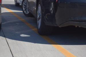 CASEY MCCARTHY SPECTRUM STAFF |  A terrible parking job could just send me over the edge on a particular day.