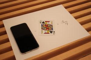 SPECTRUM STAFF ERIK JONASSON II    Apple employees work on iPhone 7 revealed.