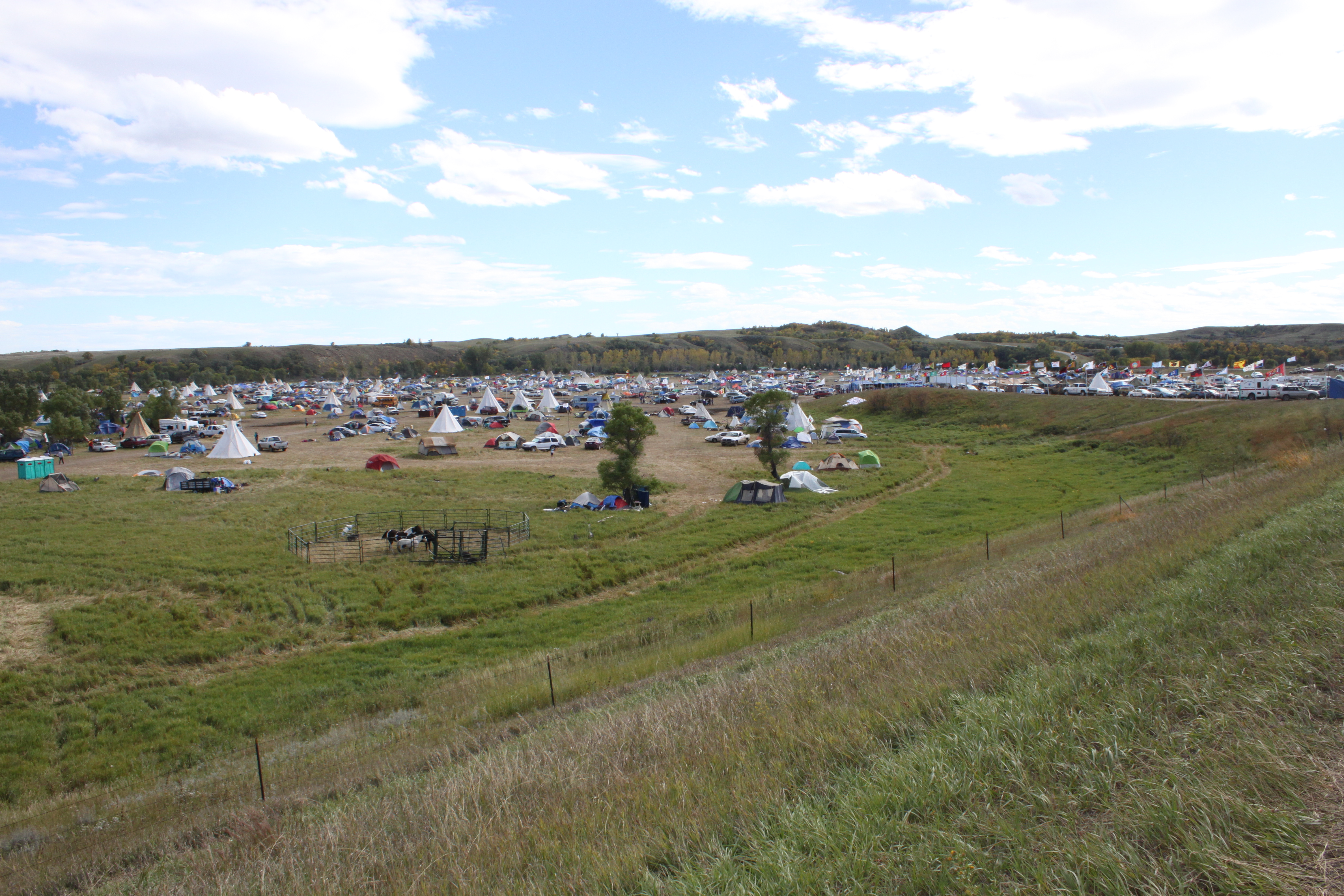 RIO BERGH THE SPECTRUM | The camp of thousands few even knows exists in Fargo.