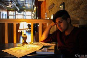 TYREL IRON EYES | THE SPECTRUM