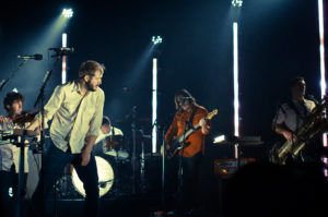 "WIKIPEDIA Photo Courtesy | Bon Iver broke out onto the music scene in 2007 with ""Skinny Love"""