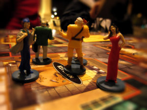"JOHN LAMBERT PEARSON Flickr | ""Clue"" has been adapted into a movie, but in 2017 the board game will be transformed into a musical"