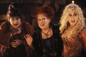 "WETPAINT Photo Courtesy | Disney's Halloween classic ""Hocus Pocus"" features three witchy sisters on a quest for immortality, at a town's expense"