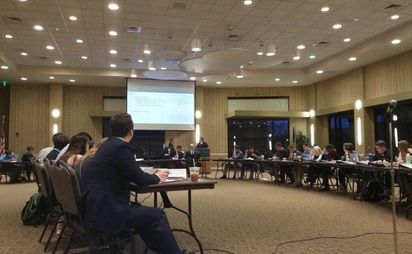 Student Senate Supports Bresciani Extension