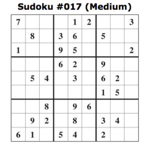 sudoku-17-medium