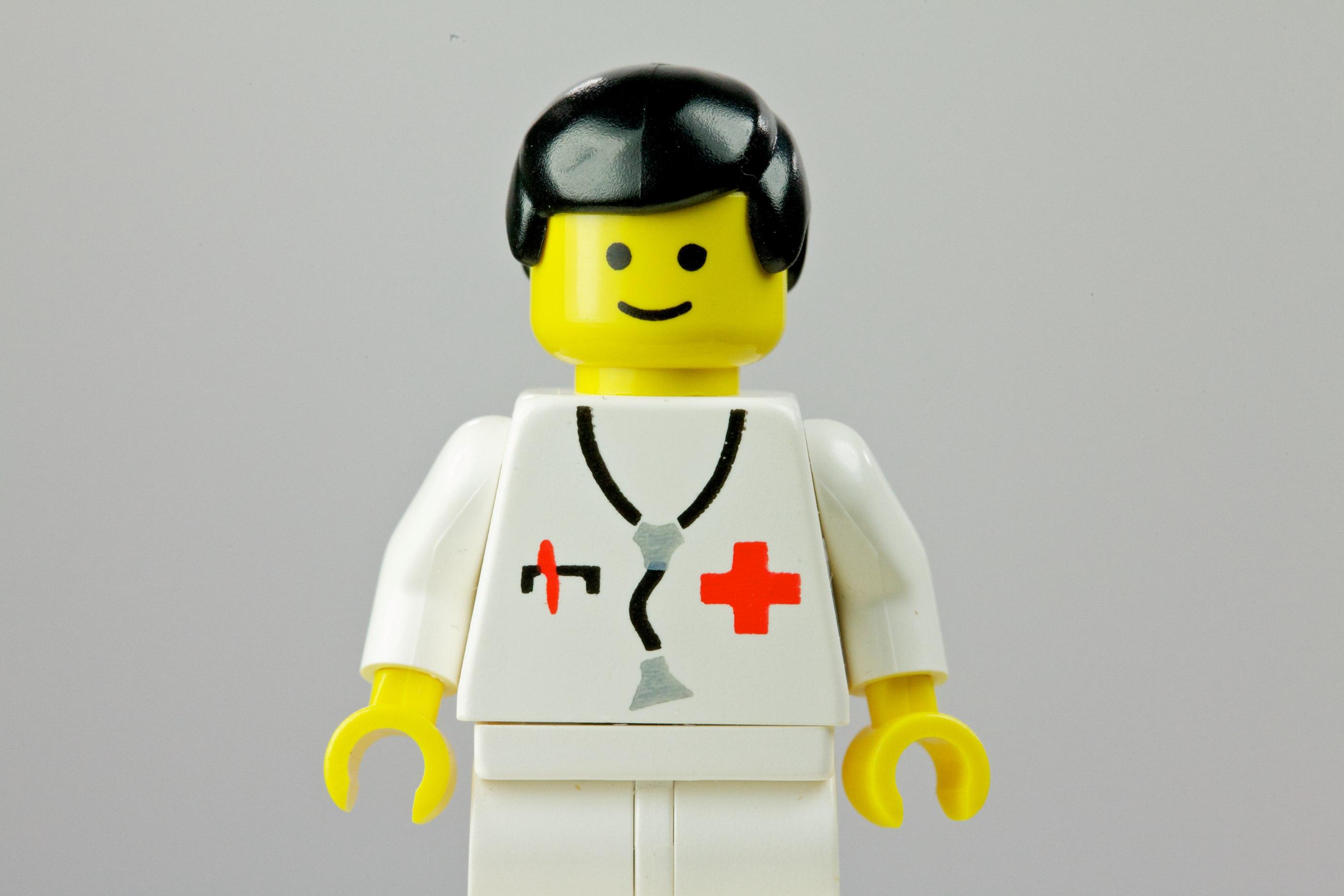 PHOTO COURTESY FLICKR.COM Jeff Eaton | Trust me, I'm imitating a doctor.