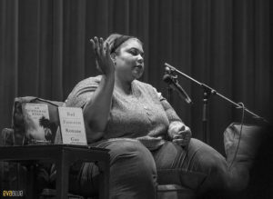 "EVA BLUE Photo Credit | Roxane Gay's ""Bad Feminist"" describes her experience as a woman in today's society using popular culture references"