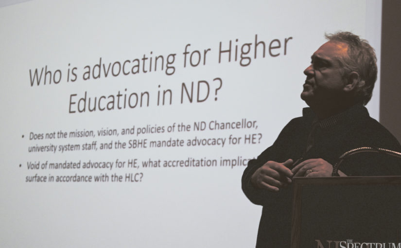 Faculty Forum Lambastes State Higher Education Leaders