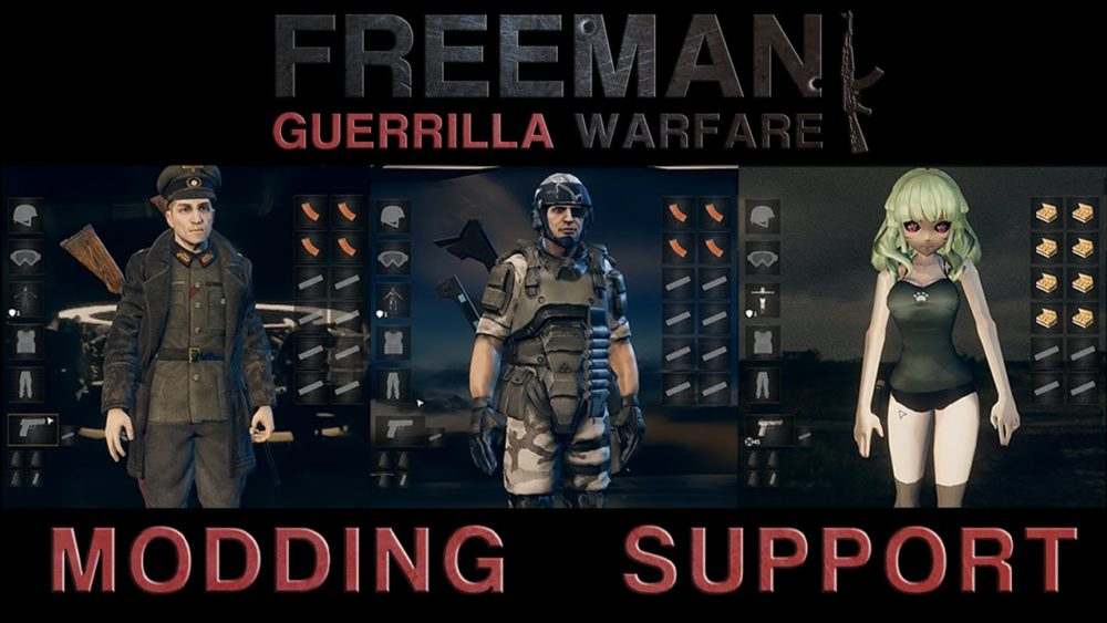 Modding Tools Offer Exciting Future For Freeman Guerrilla Warfare The Spectrum