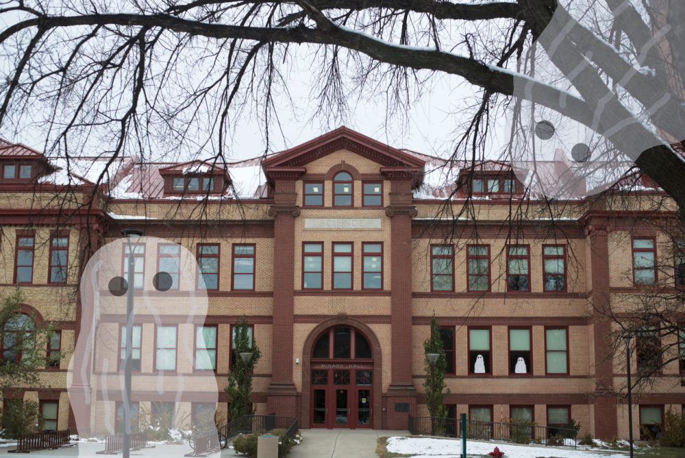 The haunted halls of NDSU hold fast to the paranormal legends