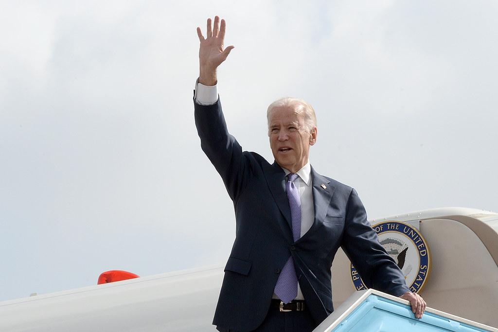 President Joe Biden visit to Israel. U.S. Embassy Jerusalem.