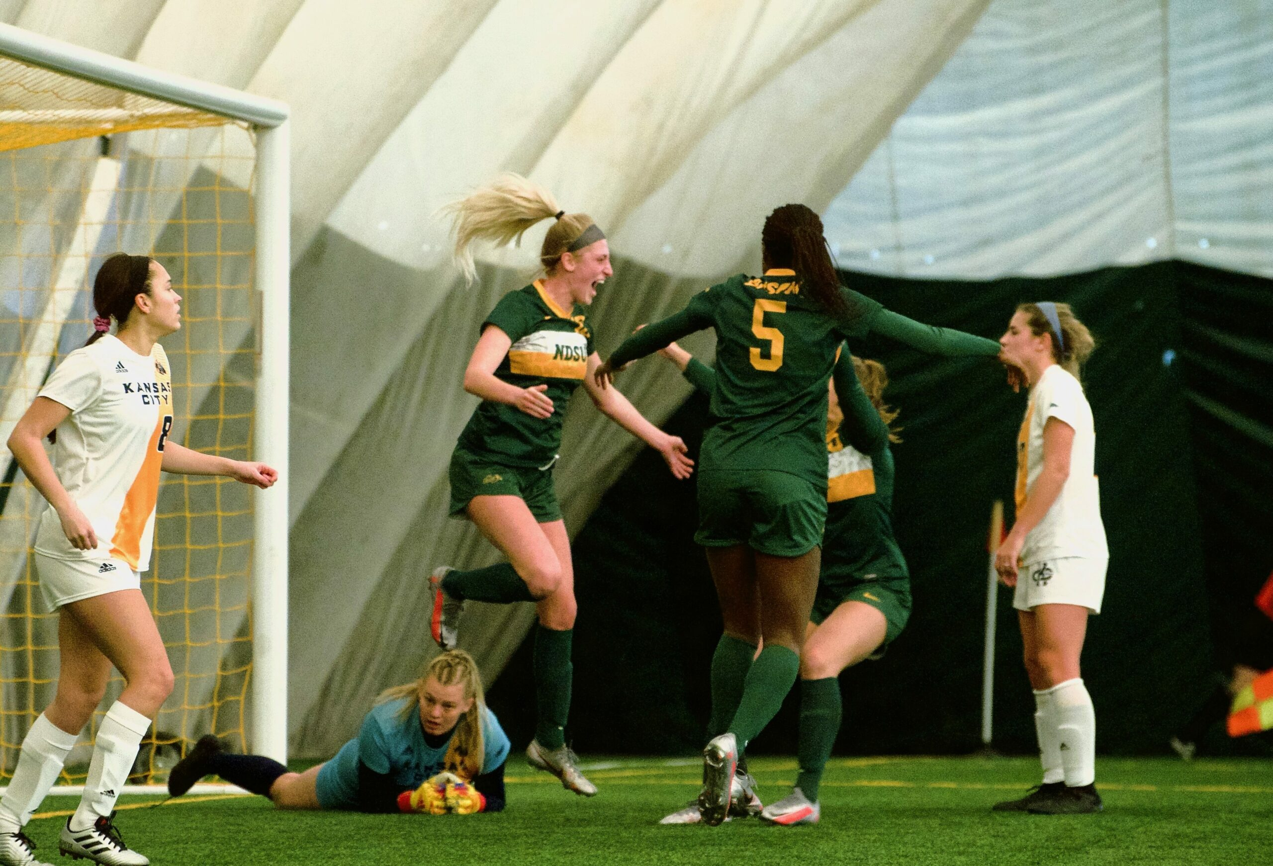 Busy weekend in Bison sports