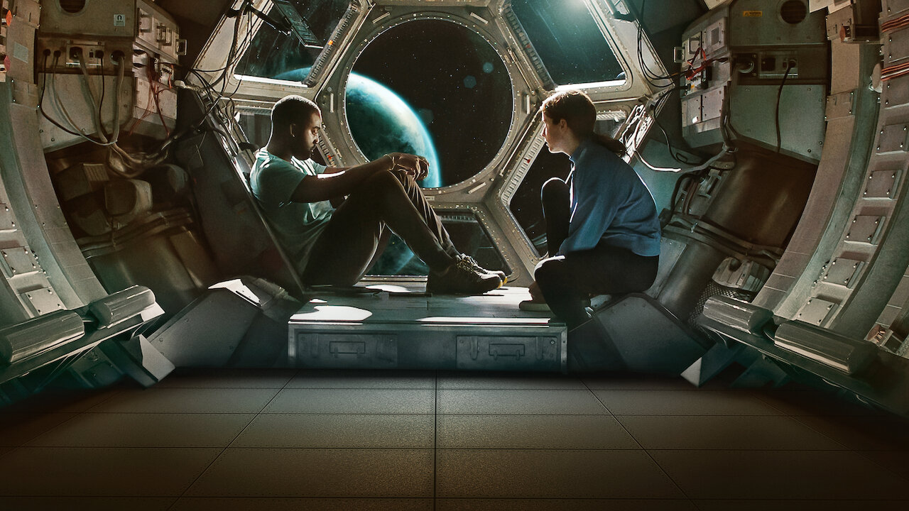 Review: 'Stowaway' reaches for the stars in high-concept space thriller