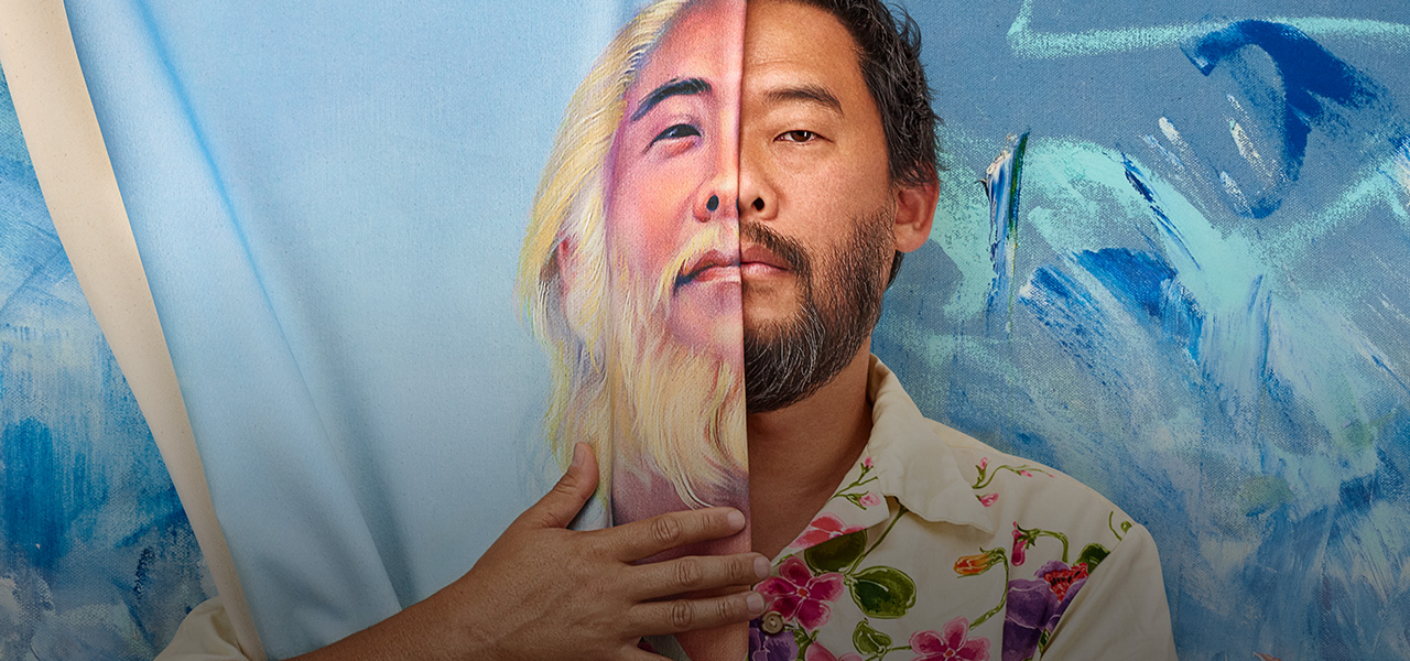 The Choe Show: Terrifying, brilliant or terrifyingly brilliant?