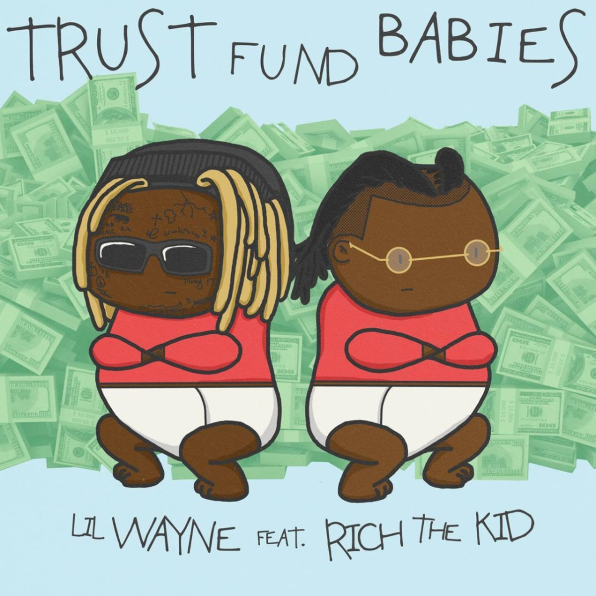Review: Lil Wayne & Rich The Kid's 'Trust Fund Babies'